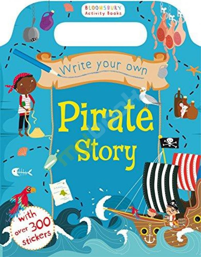придбати книгу Bloomsbury Activity: Write Your Own Pirate Story