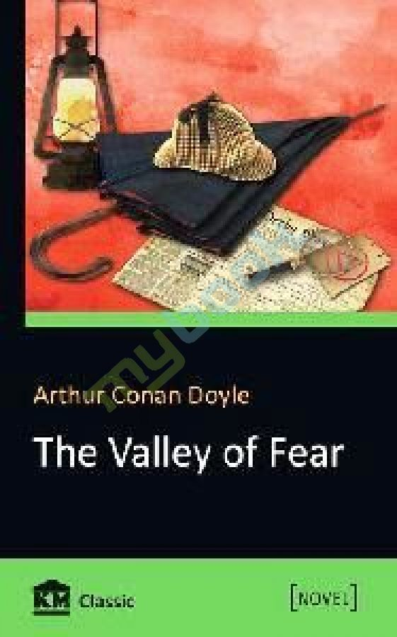 придбати книгу The Valley of Fear