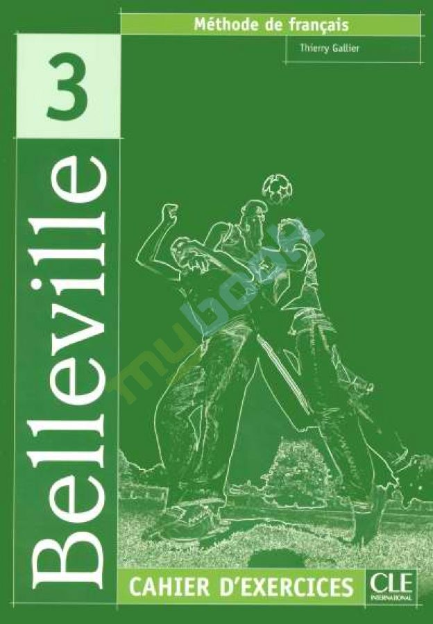придбати книгу Belleville 3 Cahier d`exercices + CD audio