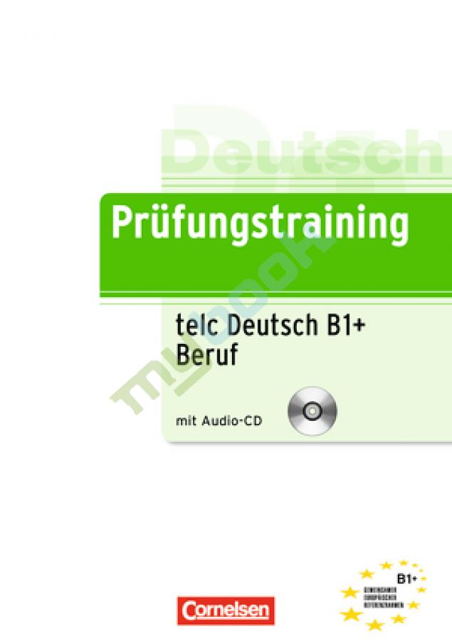 купить книгу Prufungstraining Daf B1 Telc Deutsch B1 Beruf Cd в