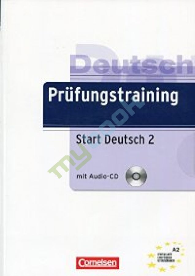 придбати книгу Prufungstraining DaF: Start Deutsch2 A2+CD