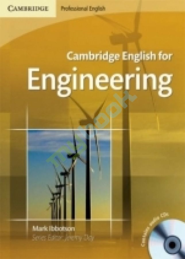 купить книгу Cambridge English for Engineering Student's Book with Audio CDs (2)