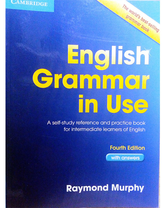 купить книгу English Grammar in Use Fourth edition Book with answers