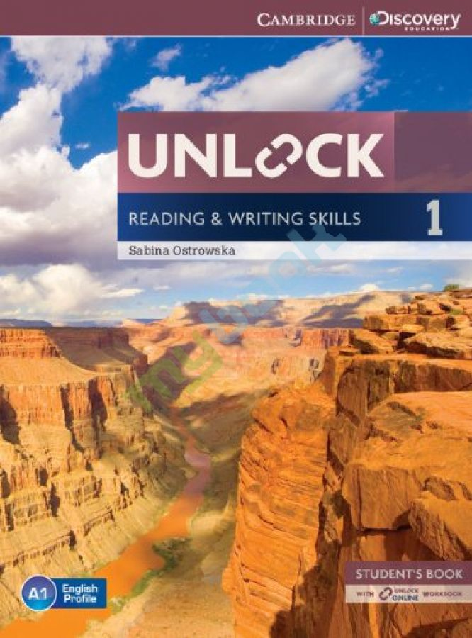 придбати книгу Unlock 1 Reading and Writing Skills Student's Book and Online Workbook