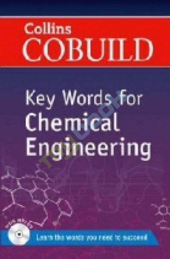 придбати книгу Key Words for Chemical Engineering Book with Mp3 CD