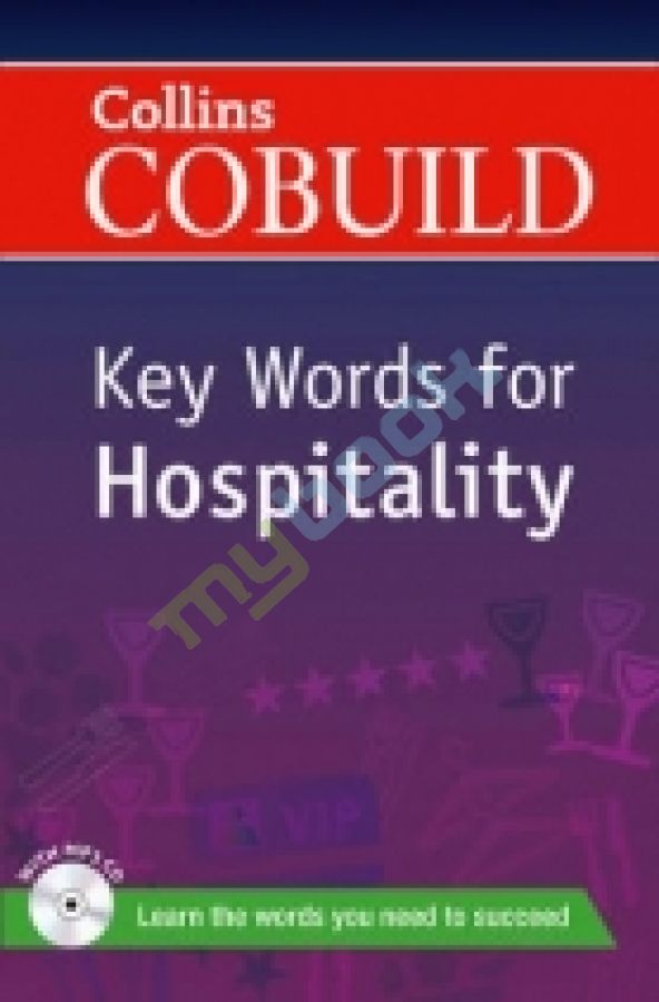 придбати книгу Key Words for Hospitality with Mp3 CD