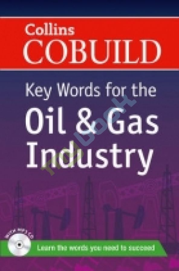 придбати книгу Key Words for the Oil and Gas Industry with Mp3 CD