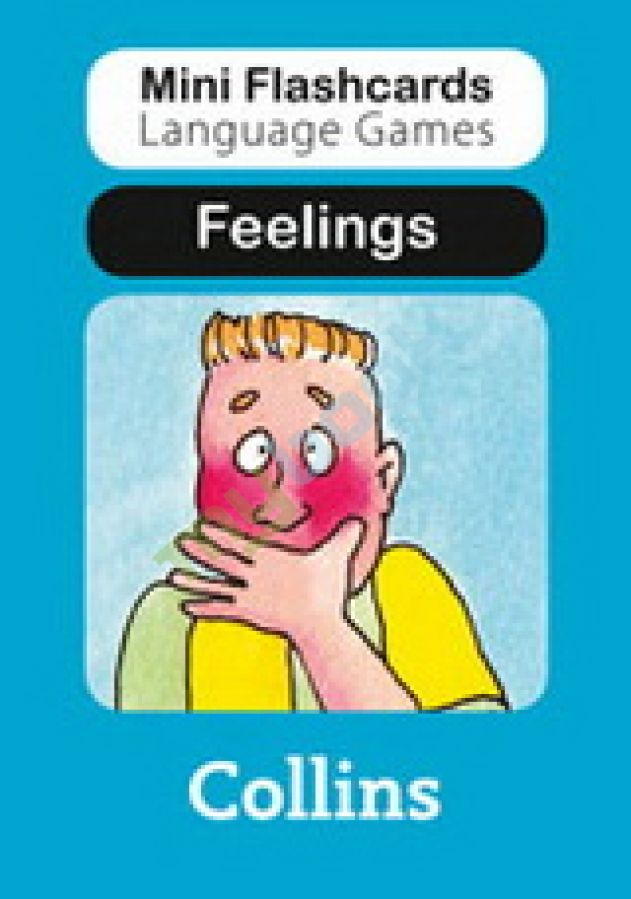 придбати книгу Mini Flashcards Language Games Feelings