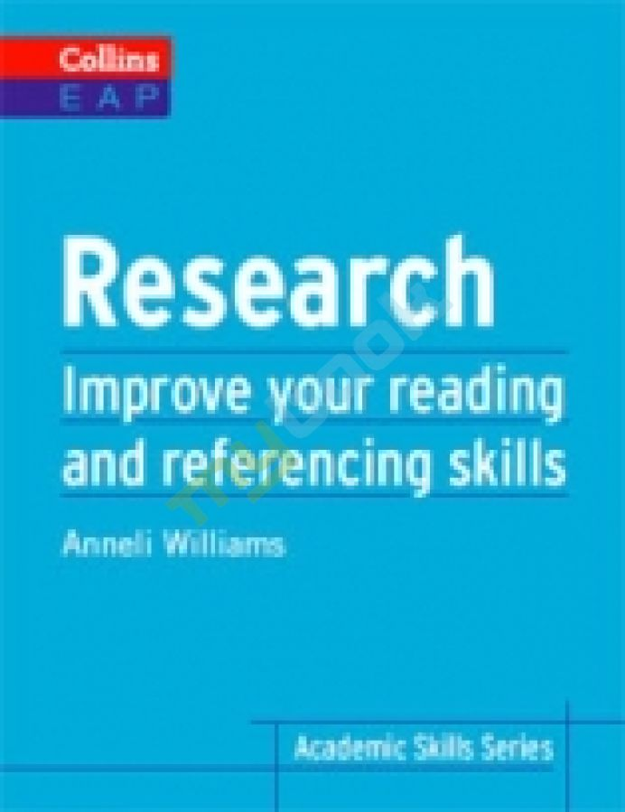 придбати книгу Research. Improve Your Reading and Referencing Skills