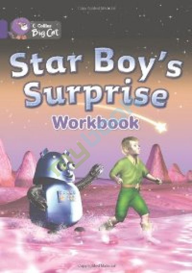 придбати книгу Big Cat 8 Star Boy's Surprise. Workbook.