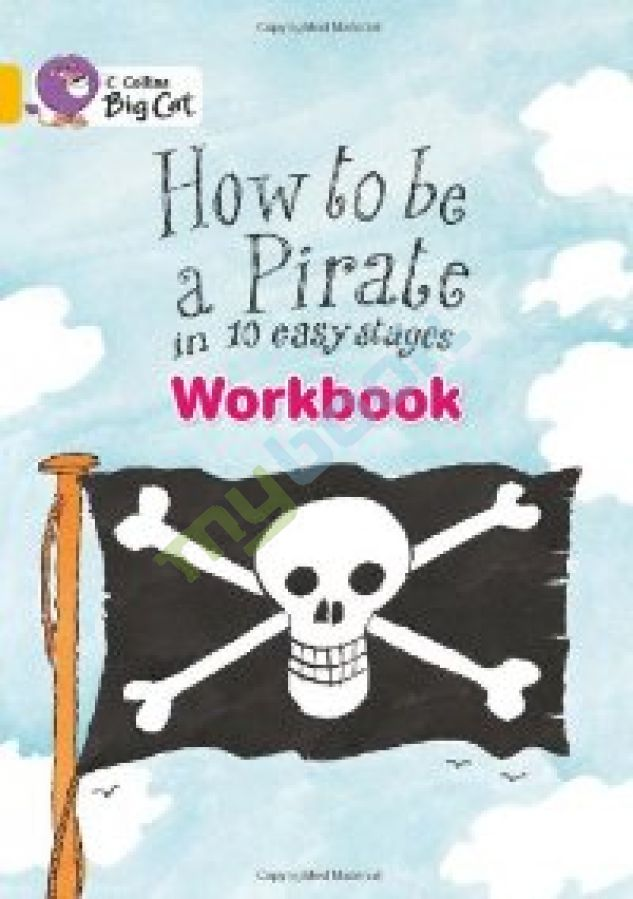 придбати книгу Big Cat 9 How to be a Pirate. Workbook.