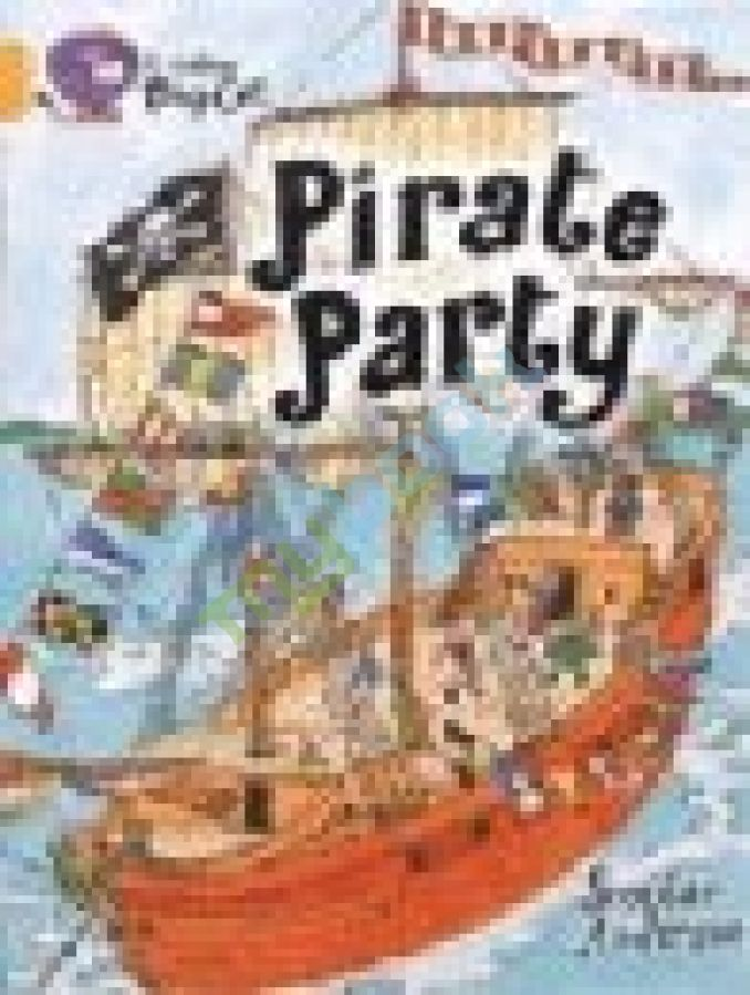 придбати книгу Big Cat 9 Pirate Party.