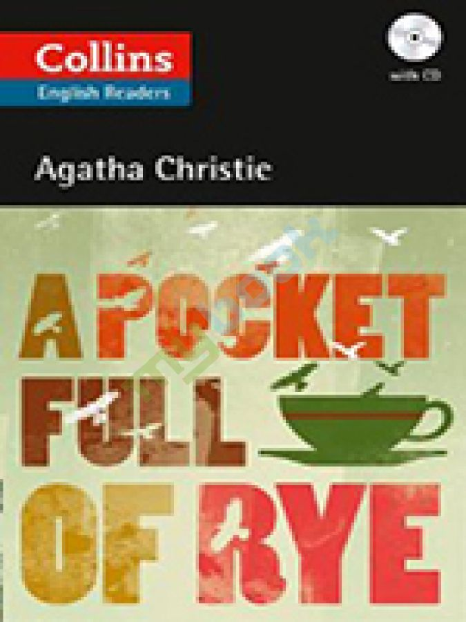 придбати книгу Agatha Christie's Pocket Full of Rye (B2) book with Audio CD