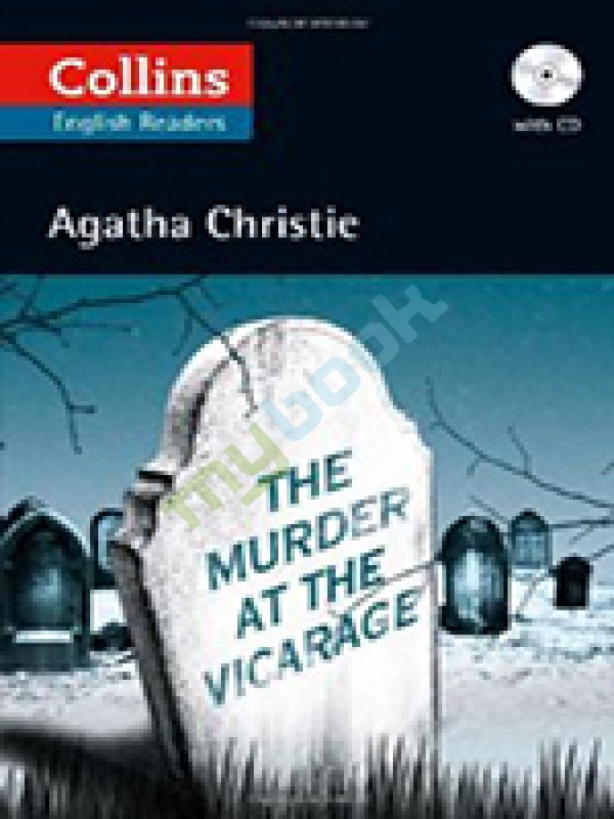 придбати книгу Agatha Christie's The Murder at the Vicarage (B2) book with Audio CD