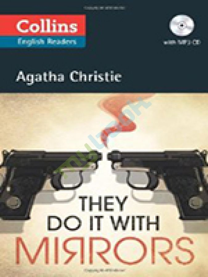 купить книгу Agatha Christie's They Do It with Mirrors (B2) book with Audio CD