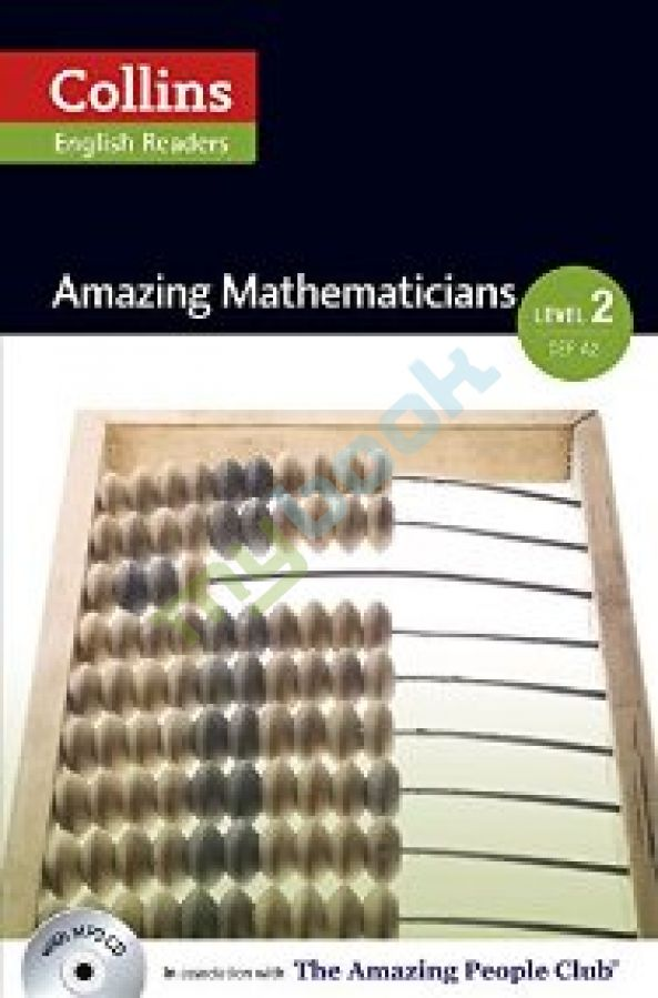 купить книгу Amazing People Club Amazing Mathematicians with Mp3 CD Level 2