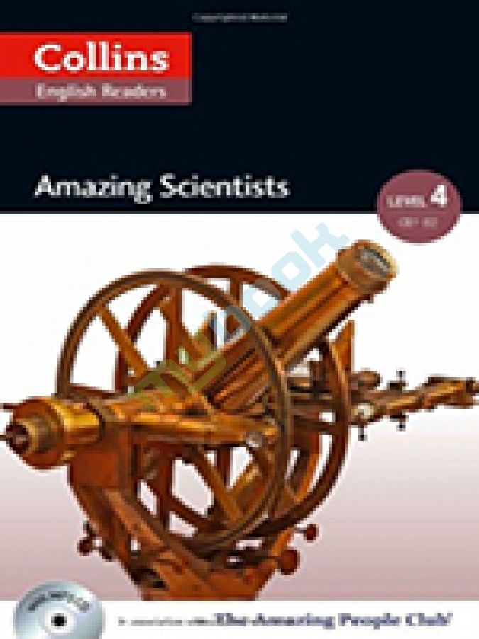 купить книгу Amazing People Club Amazing Scientists with Mp3 CD Level 4