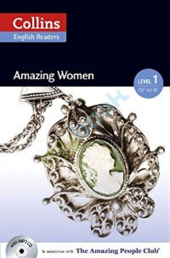 придбати книгу Amazing People Club Amazing Women with Mp3 CD Level 1