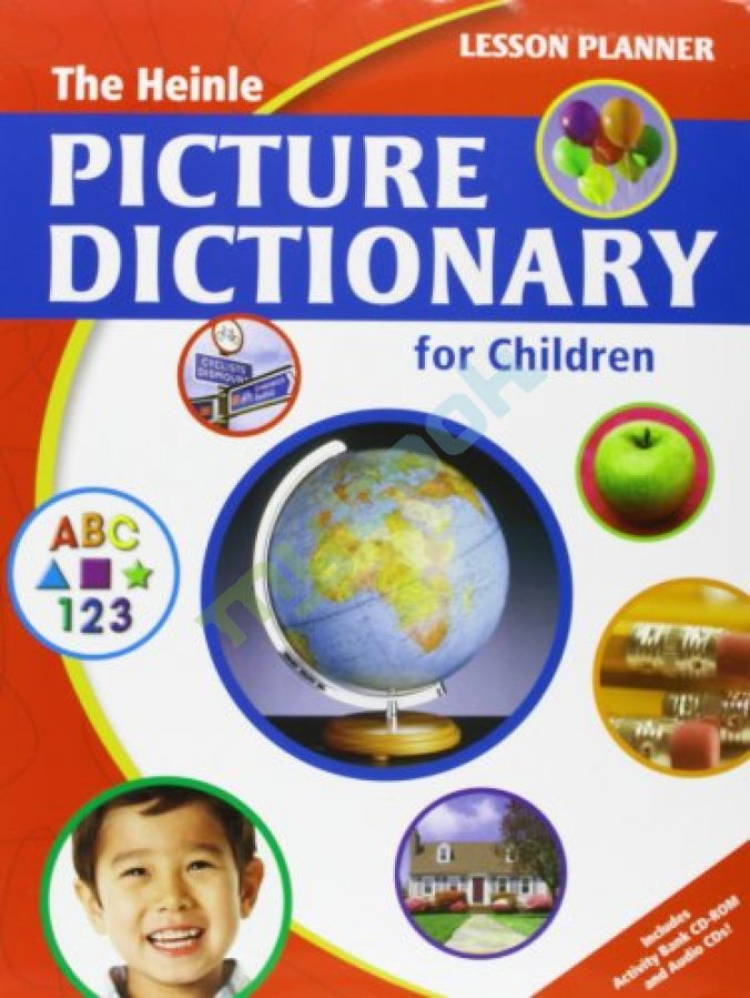придбати книгу Heinle Picture Dictionary for Children (British English) Lesson Planner with Audio CD