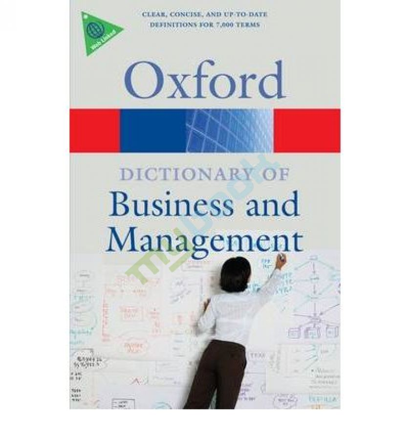 купить книгу Oxford Dictionary of Business and Management 5ed