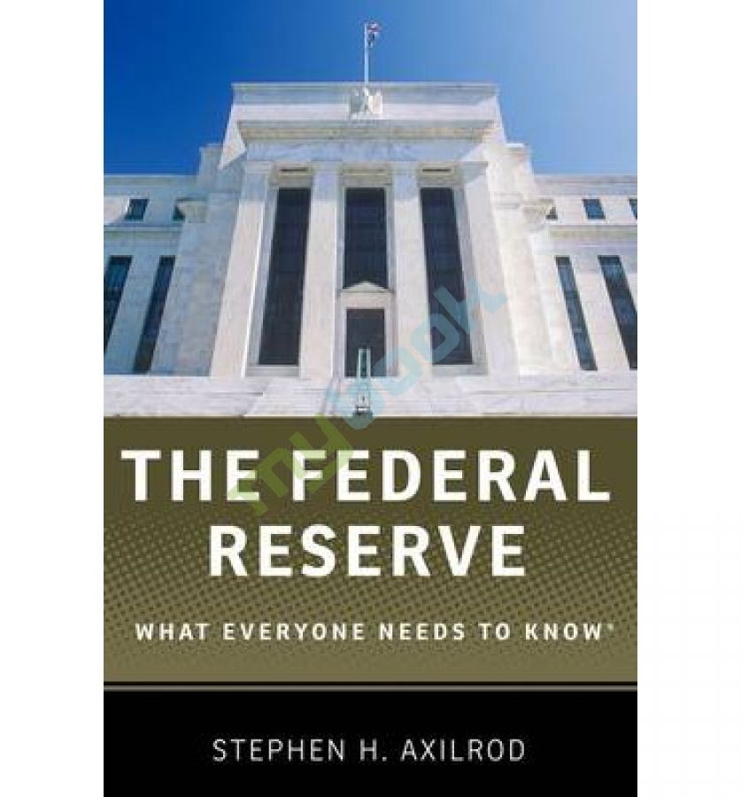 придбати книгу Federal Reserve: What Everyone Needs to Know