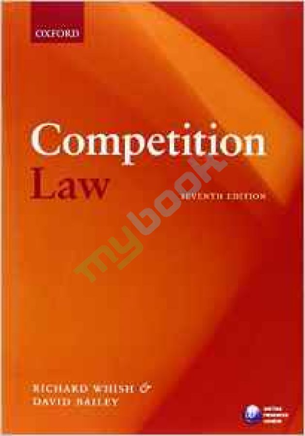 придбати книгу Competition Law 7ed