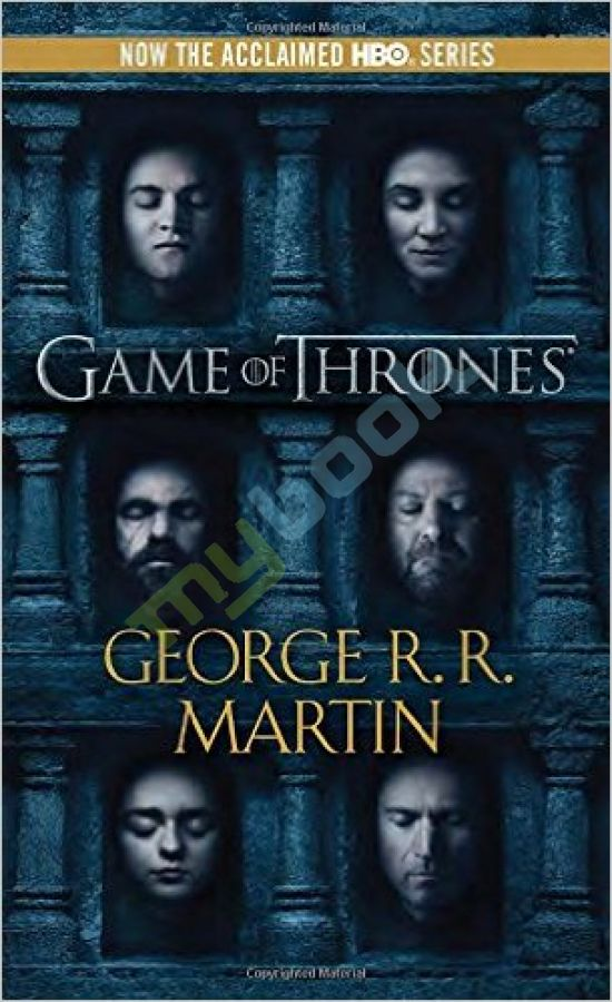 придбати книгу A Song of Ice and Fire Book1: A Game of Thrones HB