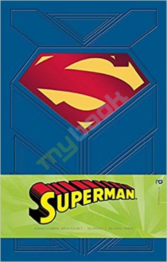 купить книгу Superman Hardcover Ruled Journal (Insights Journals)