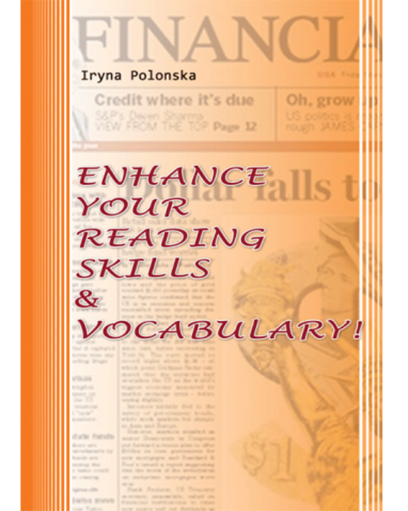 придбати книгу Enhance Your Reading Skills & Vocabulary! Economics and Ecology