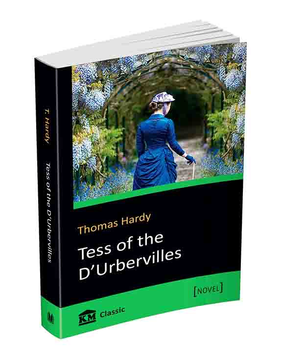 придбати книгу Tess of the d'Urbervilles: A Pure Woman Faithfully Presented