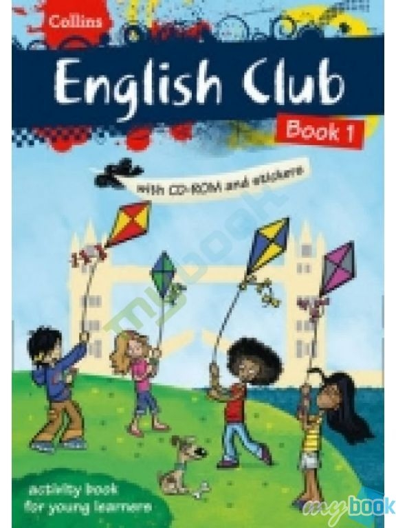 English Club Book 1 with CD-ROM & Stickers